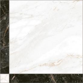 Керамическая плитка Inter Cerama SHATTO для пола 43x43 см серый светлый