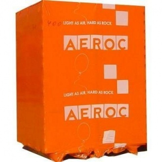 Газоблок Aeroc D-300 200х300х600 мм
