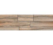 Керамическая плитка Inter Cerama BOSCO для пола 15x50 см коричневый темный