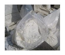 Известь молотая негашеная 3-й сорт 50 кг