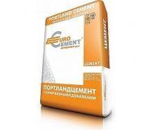 Цемент Евроцемент М-500 ПЦ 1 25 кг