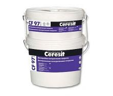 Декоративно-защитная полиуретановая краска Ceresit CF 97 5 кг