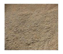 Песок речной фракция 1,6 мм насыпью