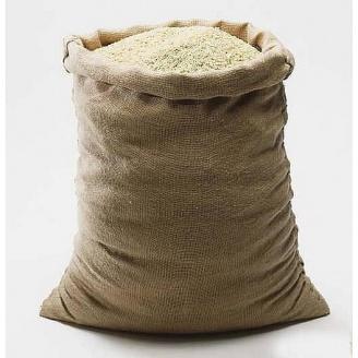 Пісок яружний фракція 1,6 мм фасований 50 кг