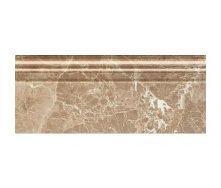 Плинтус Golden Tile Lorenzo Modern 300х120 мм темно-бежевый (Н4Н331)