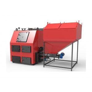 Котел твердотопливный Ретра-4М 550 кВт