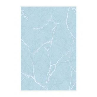 Плитка керамічна Golden Tile Олександрія для стін верх 200х300 мм блакитний (В13051)