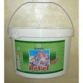 Фарба структурна акрилова SANDAL Reliefаkril 5 кг