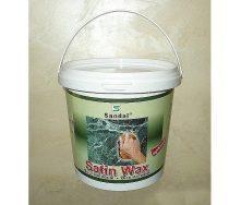 Воск защитный матовый SANDAL Satin Wax 1 кг