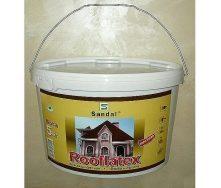 Фарба для шиферу SANDAL Rooflatex 5 кг коричнева