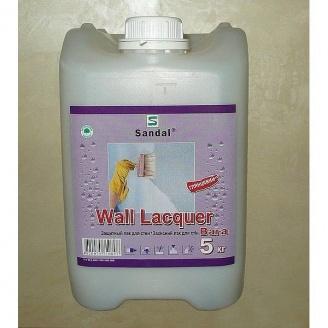 Лак захисний глянсовий SANDAL Wall Lacquer 5 кг