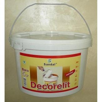 Эмаль для стен SANDAL Decorelit 5 кг