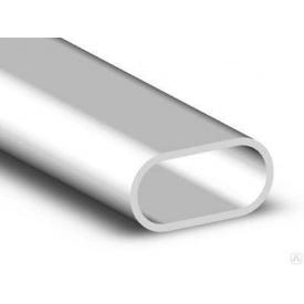 Труба плоскоовальная 40х20х1,2 мм