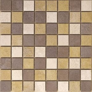Мозаїка Zeus Ceramica Керамограніт Casa Zeus Le gemme 32,5х32,5 см Mix (mqaxl3 mix)