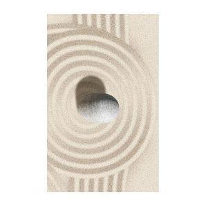 Плитка керамическая Golden Tile Summer Stone Wave декоративная 250х400 мм бежевый (В41411)