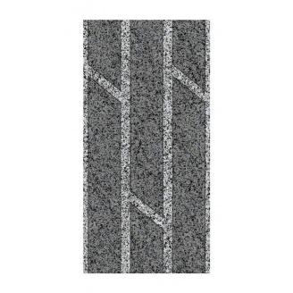Плитка керамическая Golden Tile Pokostovka 300х600 мм темно-серый (162640)