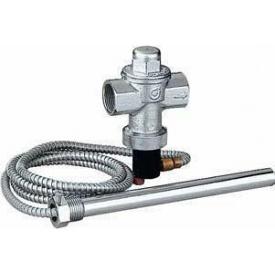 Предохранительный клапан Caleffi 543 Biomass 3/4, 5-110°C,10 bar, капиляр 1300 мм (543513)