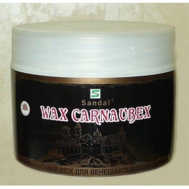 Віск Sandal Wax Carnaubex 250 г