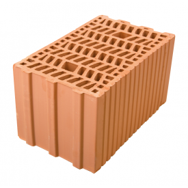 Керамічний блок СБК 250 П+Г 10,5NF 250x380x215 мм
