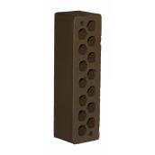 Лицева цегла СБК КЛГ-11 0,54NF М150 250х65х65 мм какао