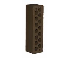 Лицевой кирпич СБК КЛГ-11 0,54NF М150 250х65х65 мм какао