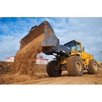Доставка песка 5-20 мм