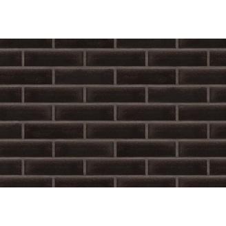 Клинкерная плитка King Klinker 17 Onyx black 65х250х10 мм оникс черный