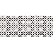 Декор Opoczno Black & White pattern D 200х500 мм