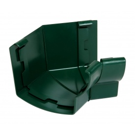 Кут ринви 135° внутрішній Nicoll 28 OVATION 125 мм зелений