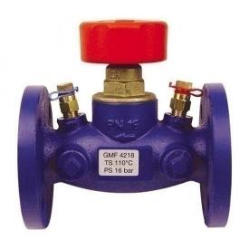Балансировочный вентиль HERZ STROMAX-GMF 4218 GMF DN65 (1421847)