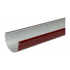 Ринва водостічна Nicoll 25 ПРЕМІУМ 115 мм червоний