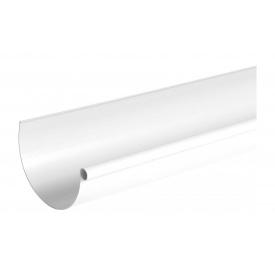 Ринва водостічна Nicoll 33 170 мм білий