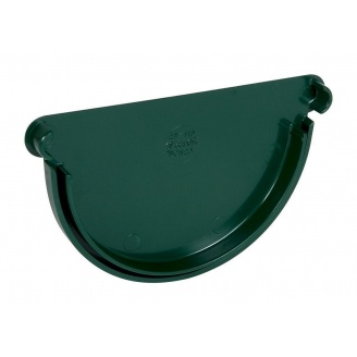 Заглушка воронки універсальна Nicoll 25 ПРЕМІУМ зелений