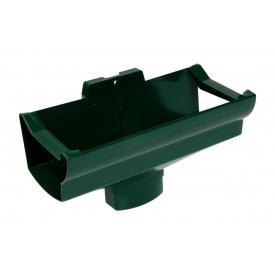 Воронка компенсуюча з квадратним випуском Nicoll 28 OVATION зелений