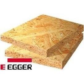 OSB плита Egger 22 мм 2,5х1,25 м