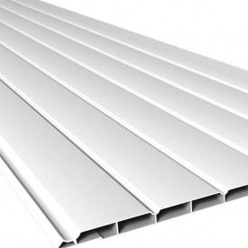 Потолочная панель Nicoll BELRIV 30 см 4 м белый