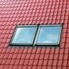 Комбінований комір VELUX Оптима EWK 0021 MR06 для мансардних вікон 78х118 см
