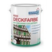 Краска REMMERS Aidol Deckfarbe 5 л goldgelb