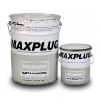 Быстросхватывающийся гидравлический цемент Drizoro MAXPLUG 5 кг