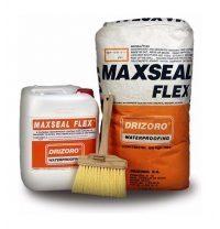 Гидроизоляционная смесь Drizoro MAXSEAL FLEX 25 кг + 10 л серый