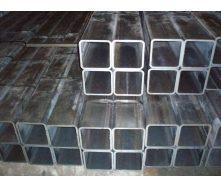 Труба профильная квадратная стальная Ст.3 100х100х2 мм