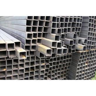 Труба профильная квадратная стальная 3сп5 60х60х2 мм