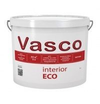 Водно-дисперсионная краска Vasco Interior ECO 9 л