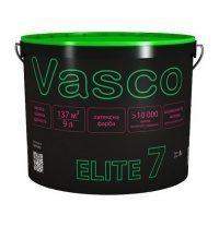 Латексная краска Vasco ELITE 7 9 л