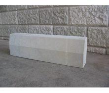 Борт дорожній ЮНІГРАН БР 1000х300х150 мм сірий стандарт