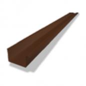 Желоб PREFA прямоугольный 3000 мм