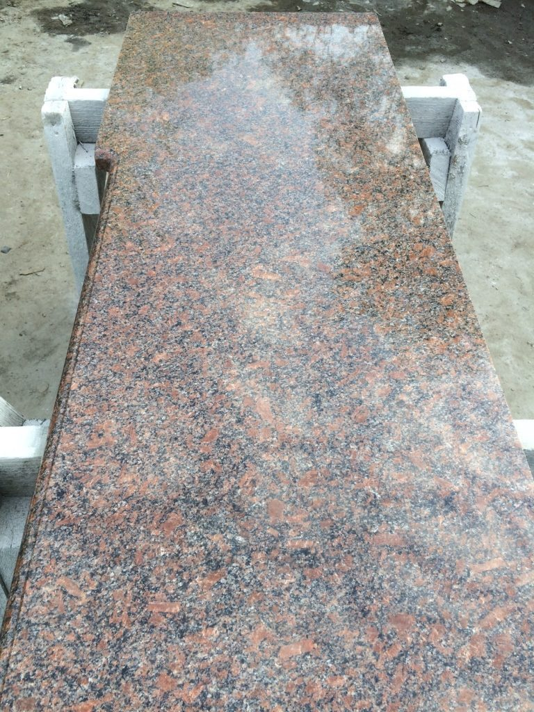 Столешница из камня Withered толщиной 4 см