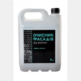 Очиститель фасада Смывка ФАСАД-2 5 кг