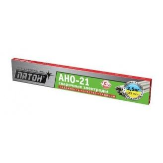 Электроды АНО-21 ПАТОН 3 мм 2,5 кг