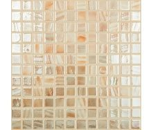 Мозаїка скляна Vidrepur Titanium PINCEL OCRE MALLA 722 300х300 мм
